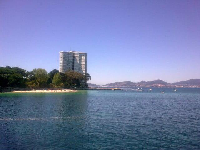 Playas de Toralla