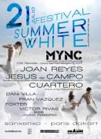 Summer White Festival, en Sanxenxo
