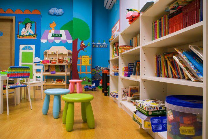 Tatarina, centro de ocio para niños