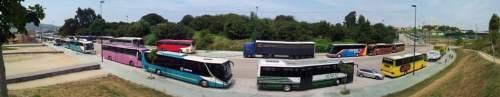 autobuses pau