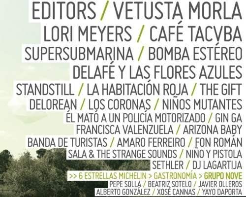 cartel portamerica 2013