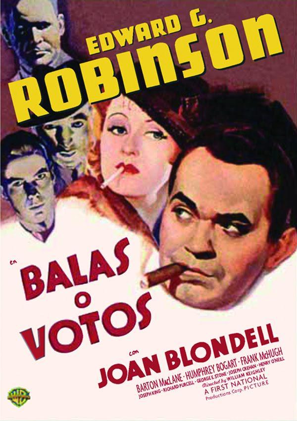 Balas o Votos, ciclo de cine negro