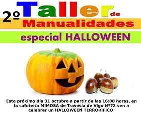 Halloween solidario en Vigo 2013