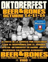 Oktoberfest en el BEER&BONES