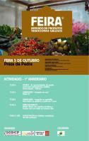 Feira. Mercado de Produtos Tradicionais Galegos