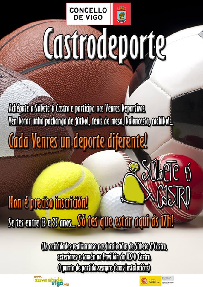 Castrodeporte: Tenis de Mesa