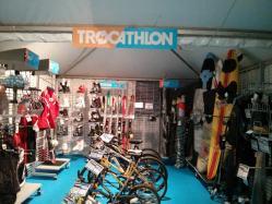 Trocathlon Vigo 2013. Material deportivo de ocasión