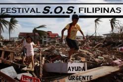 Festival SOS Filipinas. UNICEF