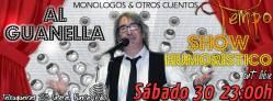 Show Humorístico Al Guanella