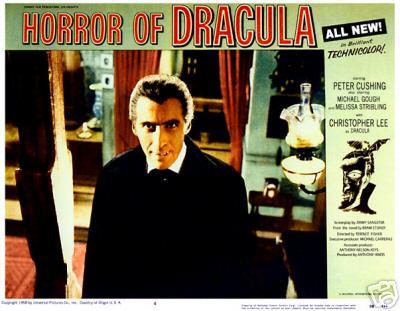 Drácula Ciclo de Cine de Terror