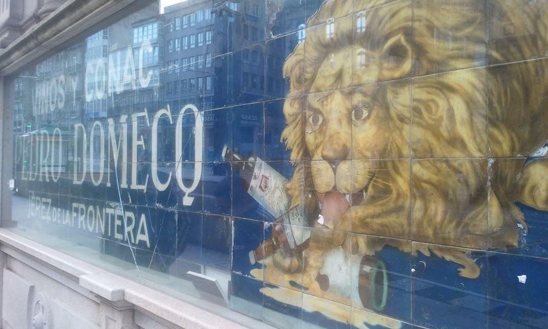 La publicidad más antigua de Vigo
