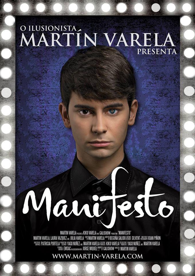 """""""MANIFESTO"""" de Martín Varela"""