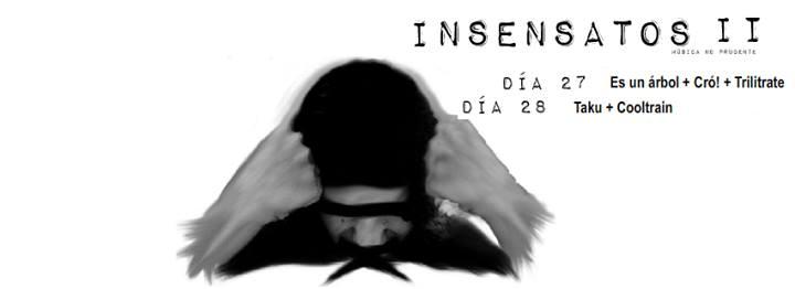 Festival Insensatos II en Vigo