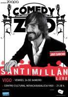 Santi Millán Live!