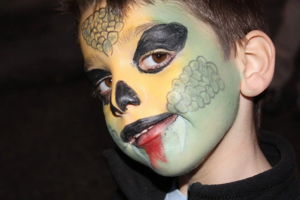 Taller de maquillaje para niños