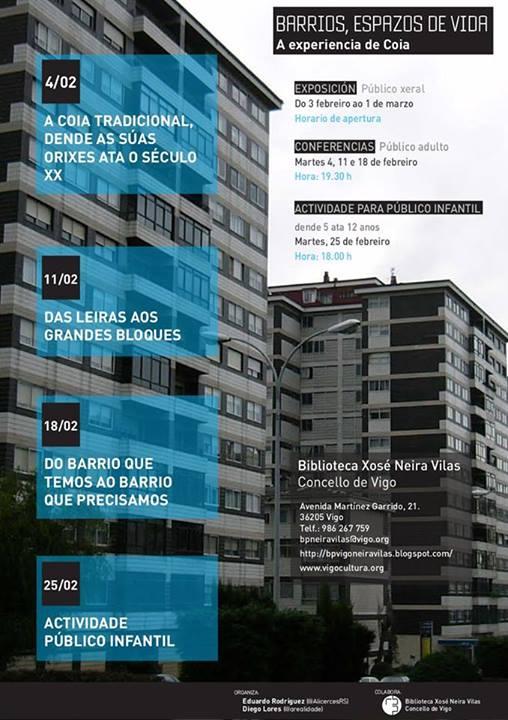 Barrios, espacios de vida. La experiencia de Coia