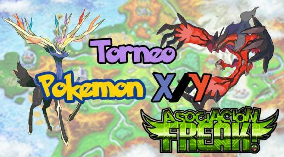 Torneo presencial Pokemon X/Y