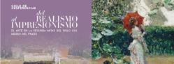 Conferencias, Arte del realismo al impresionismo