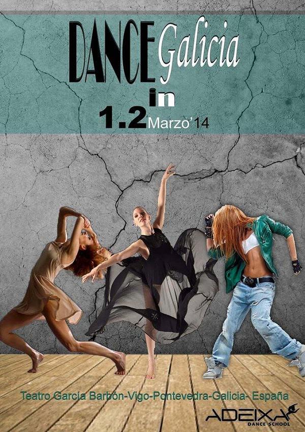 Dance in Galicia 2014
