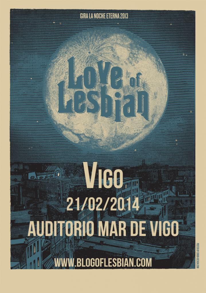 Love of Lesbian en el Mar de Vigo