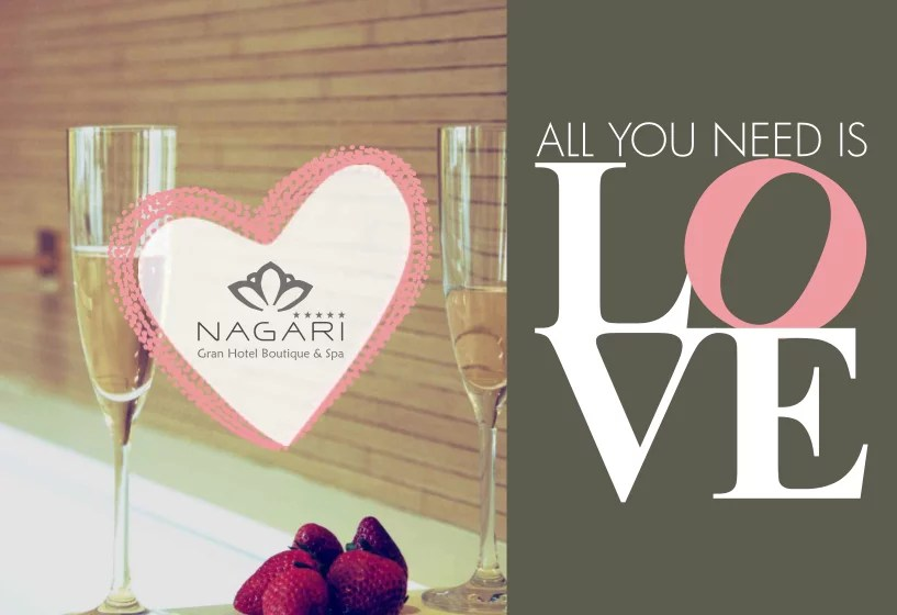 Hotel Nagari. All you need is Love