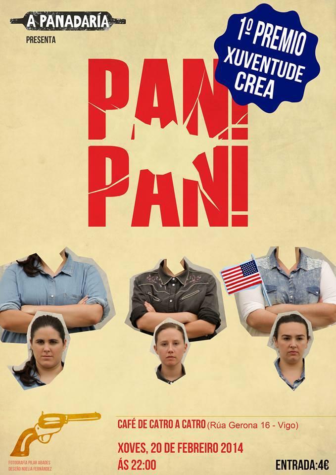 Teatro A Panadaría con, PAN!PAN!