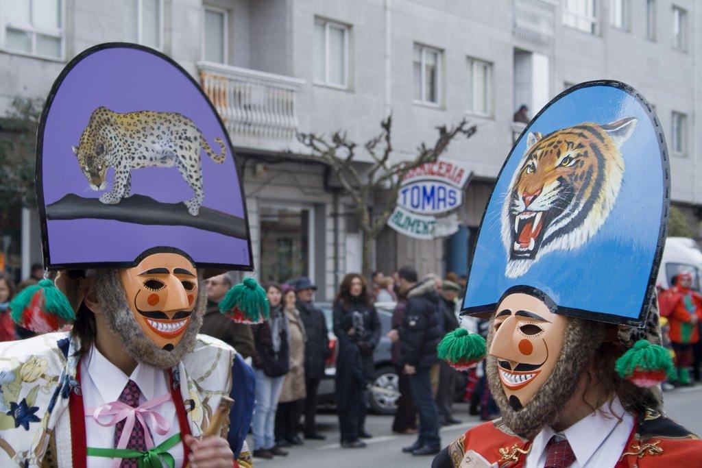 Concursos de disfraces del Entroido 2014 de Vigo