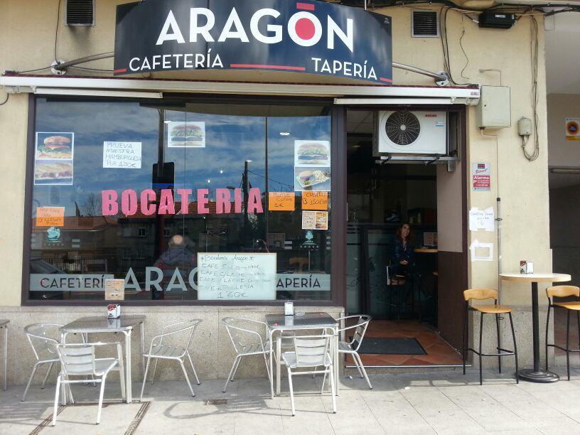 Cafetería Tapería Aragón – Bocatas XXL