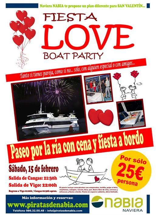 Fiesta Love Boat Party