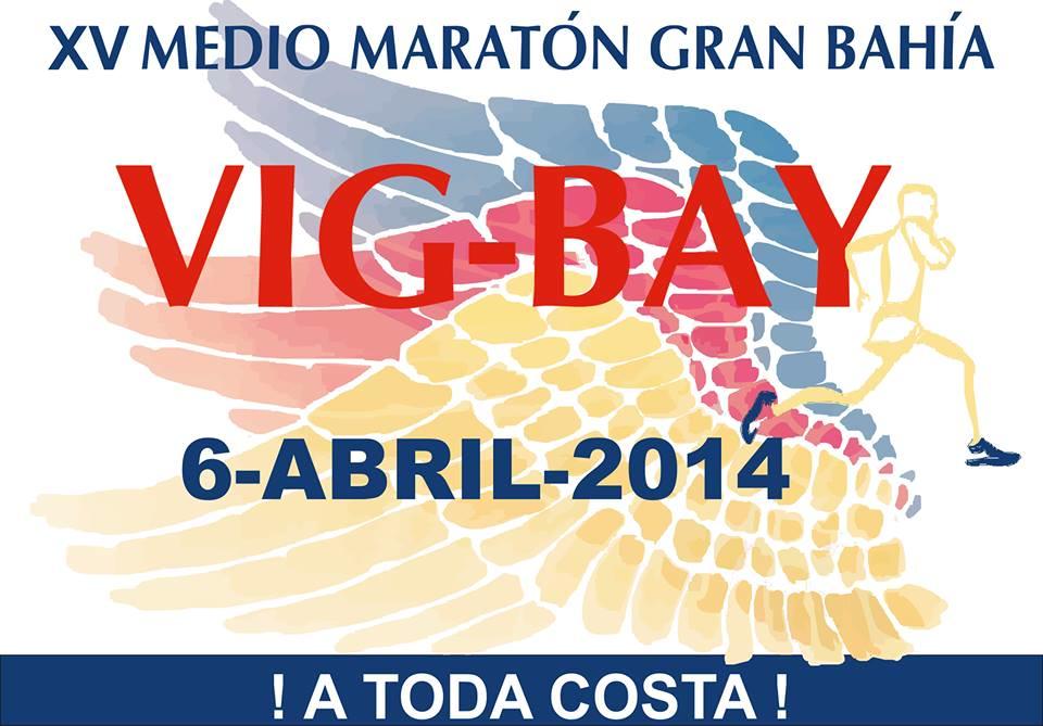 XV Medio Maratón Gran Bahía Vig-Bay