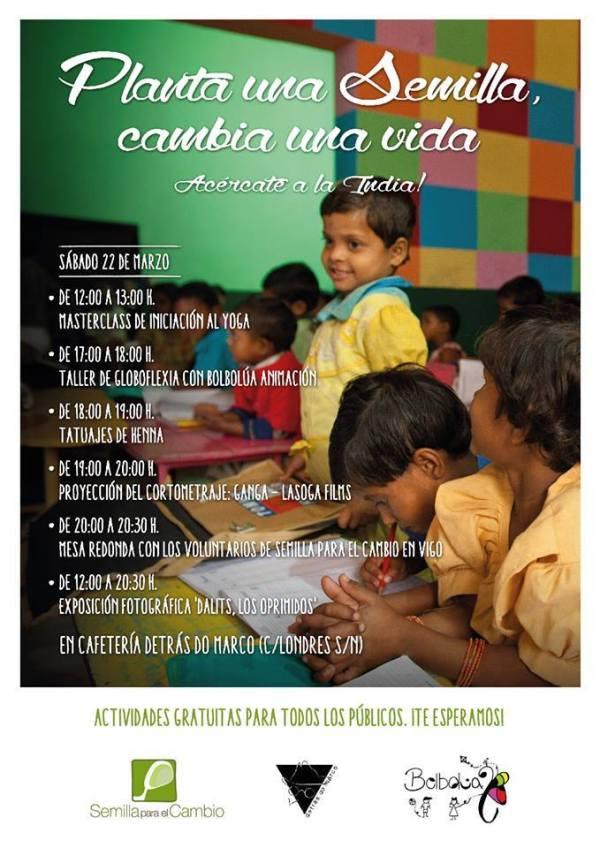 cartel evento semilla para el cambio 22 mar 2014 (3)