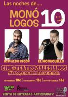 Monólogos 10, de Oswaldo Digón y el Monaguillo