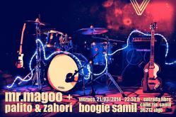 Mr. Magoo en concierto