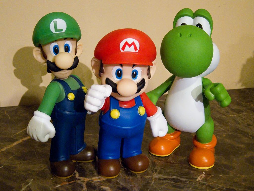 Mario Bros en CC Travesía