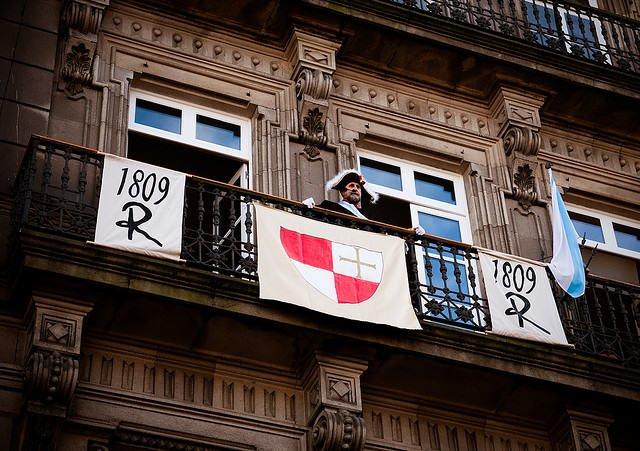 Concurso de fotografía de A Reconquista de Vigo