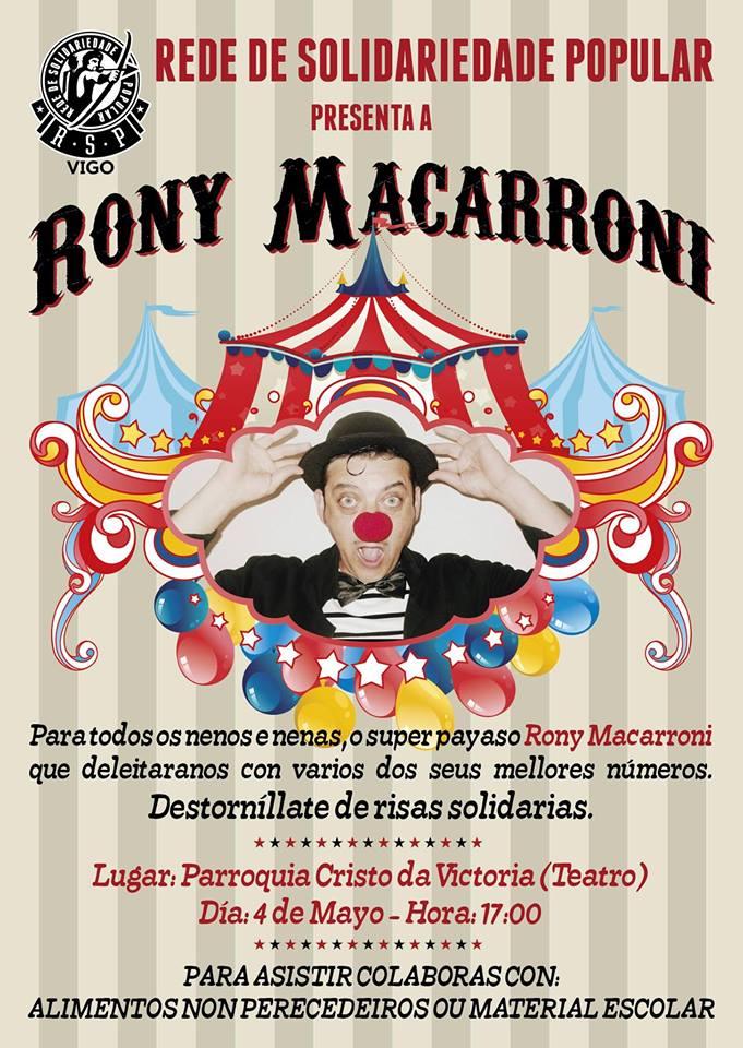 Rony Macarroni Solidario