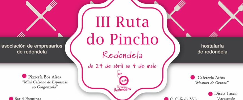 III Ruta do Pincho en Redondela