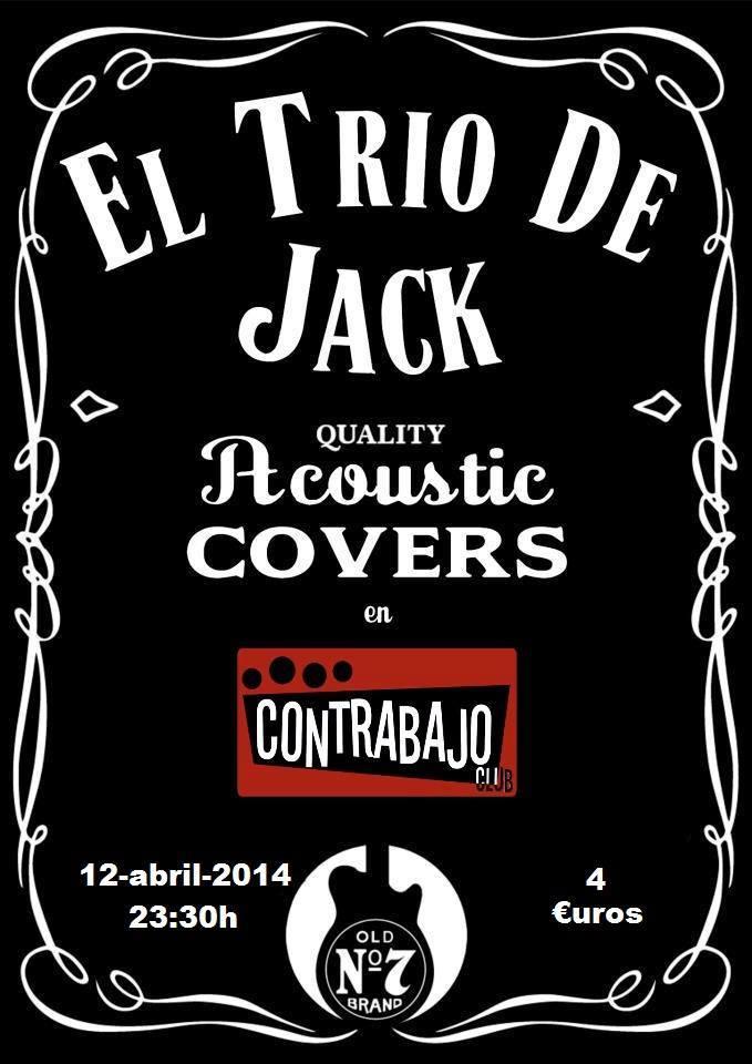 Trio de Jack en concierto