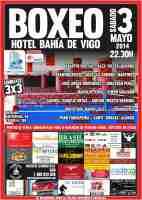 Boxeo en el Hotel Bahía de Vigo