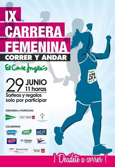 Carrera Femenina El Corte Inglés