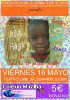 Día FASFI, teatro, música y danza
