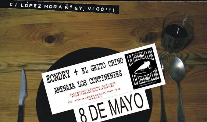 EONDRY + EL GRITO CHINO