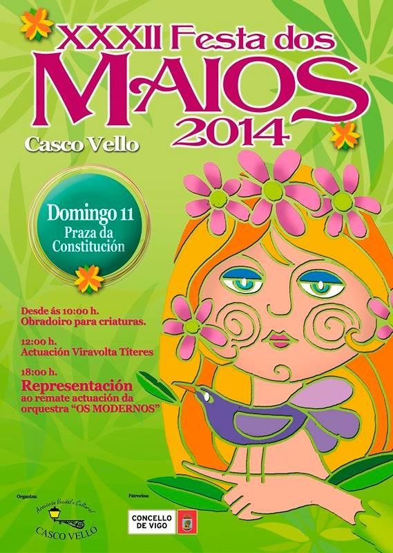 Festa dos Maios Vigo de Vigo