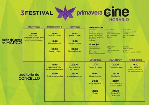 festival de cine gratis
