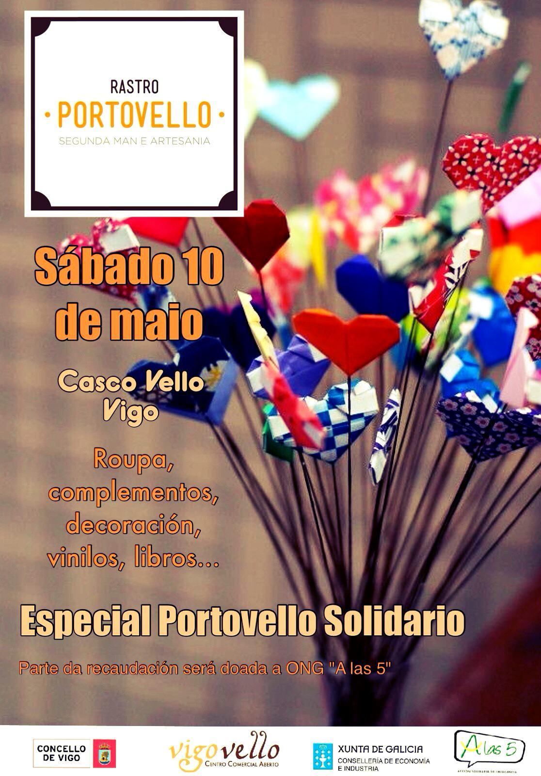 Rastro Portovello Maio