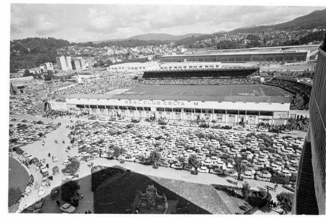 Historia del estadio de Balaidos