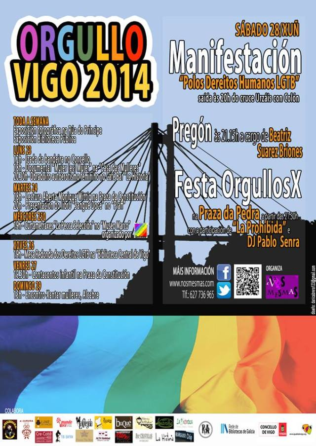 Orgullo Vigo 2014