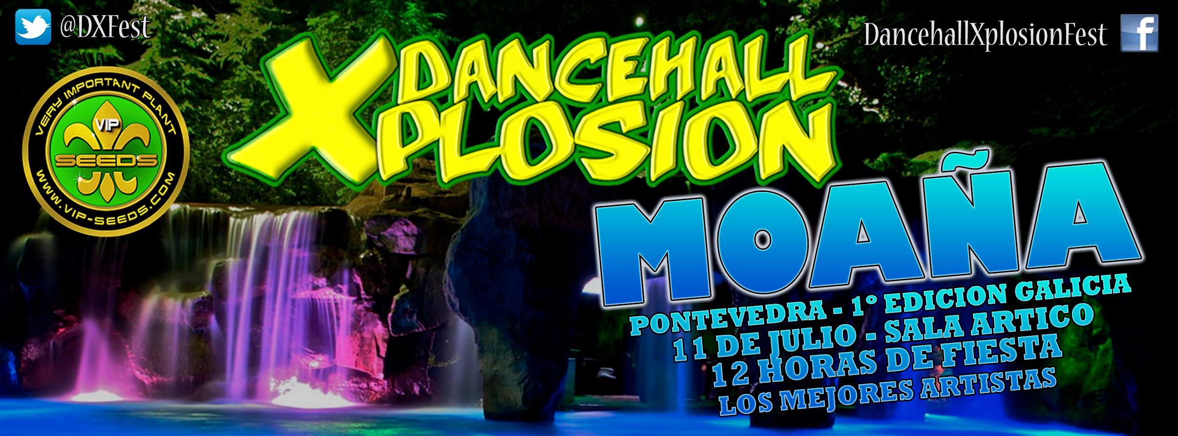 Fiesta Dancehall Xplosion