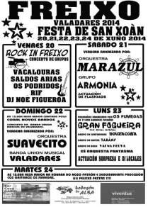 Freixo San Juan Valadares