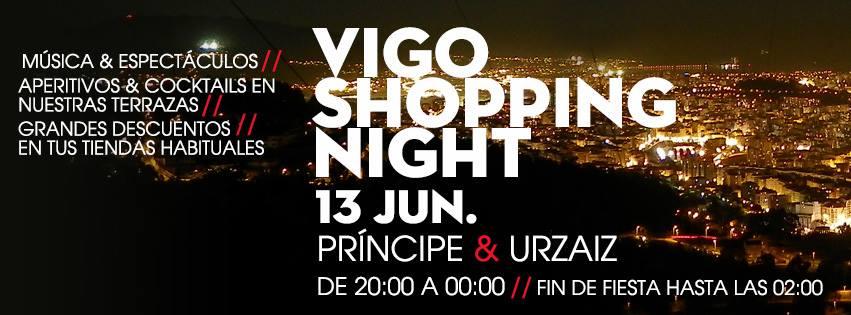 Vigo Shopping Night 2014